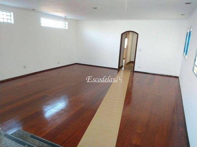 Sobrado com 4 dormitórios para alugar, 400 m² por R$ 7.500,00/mês - Casa Verde (Zona Norte - Foto 4