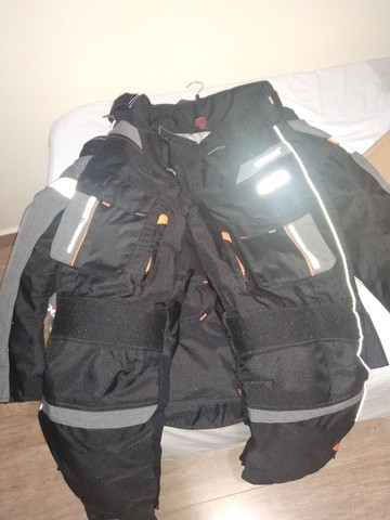 Vendo conjunto Texx Armor - Foto 3