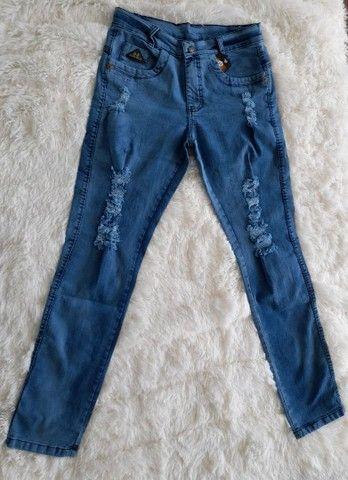 Calça jeans Adulto Masculino  - Foto 3