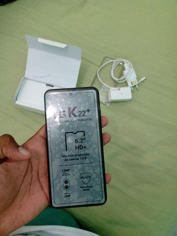 LG K22 novo e completo - Foto 2