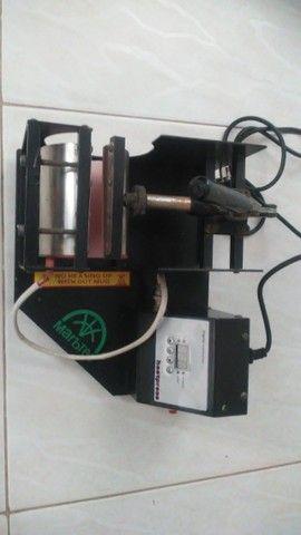 Prensa térmica para caneca  - Foto 2