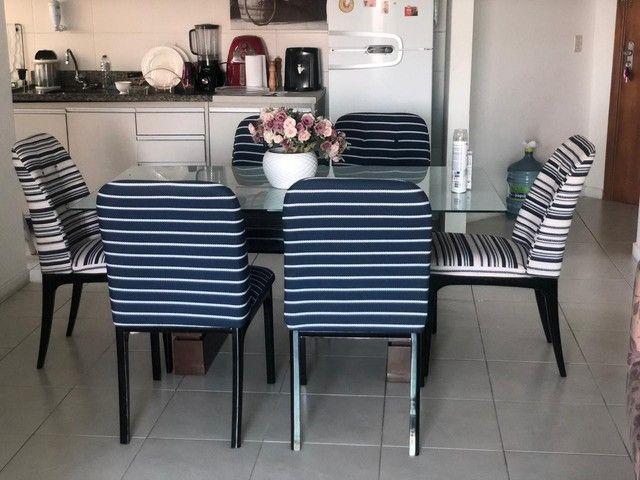 Mesa + 6 cadeiras  - Foto 5