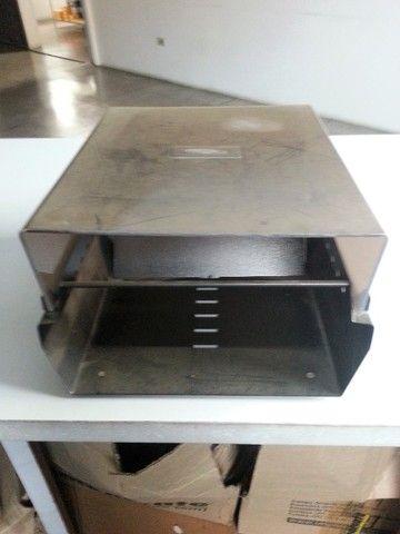 Arquivos de mesa tipo folow-up usados em bom estado