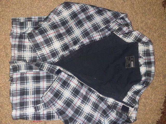 Jaqueta infantil corta vento,Tam 4 - Foto 2