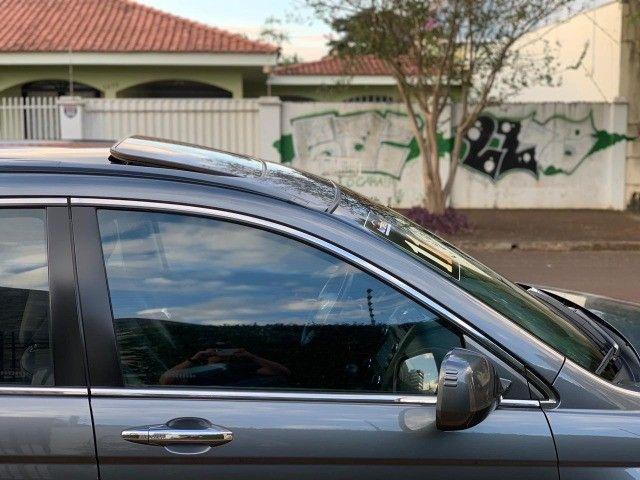 Honda CR-V Exl Awd 2011 - Única Dona - Foto 8
