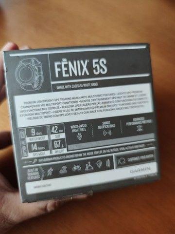 Relógio Garmin Fênix 5S - Foto 2