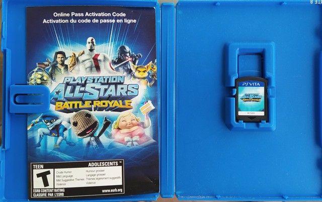 Jogo PS Vita ALL STAR BATTLE ROYALE - Foto 3