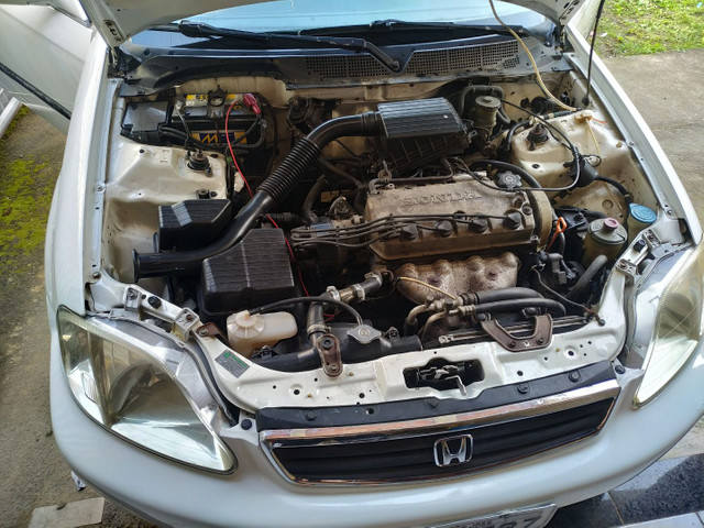 Honda Civic 99 automático - Foto 4
