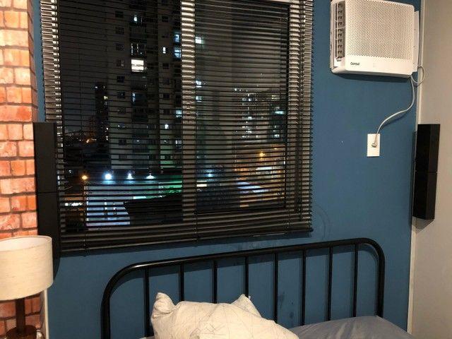 Kit projetor BenQ + Home Theater LG 5.1 blu-ray - Foto 5