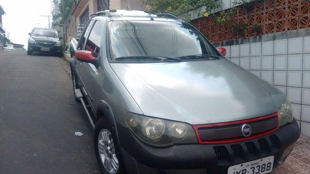 Fiat Strada cabine estendida * - Foto 4