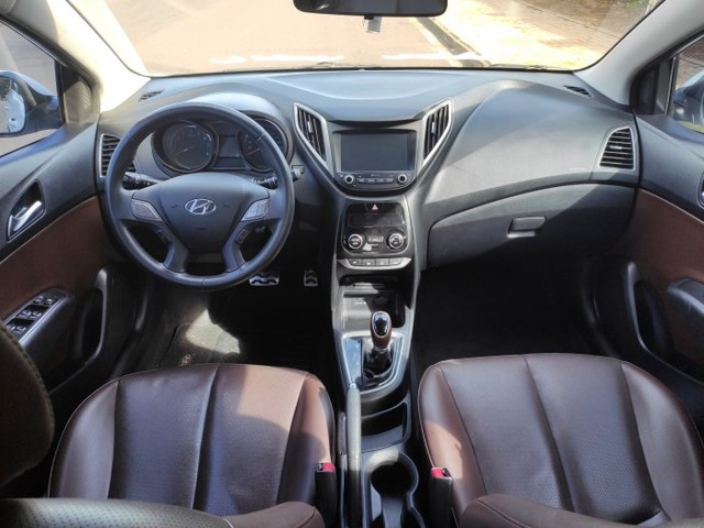 Hyundai hb20x 2016 1.6 16v premium flex 4p automÁtico - Foto 10