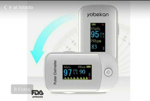 Oxímetro Yobekan Aprovado pela FDA - Foto 4