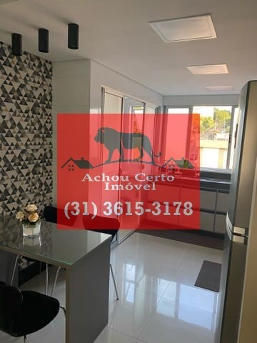 Apartamento com 3 Quartos Bairro Santa Rosa/Pampulha - Foto 3