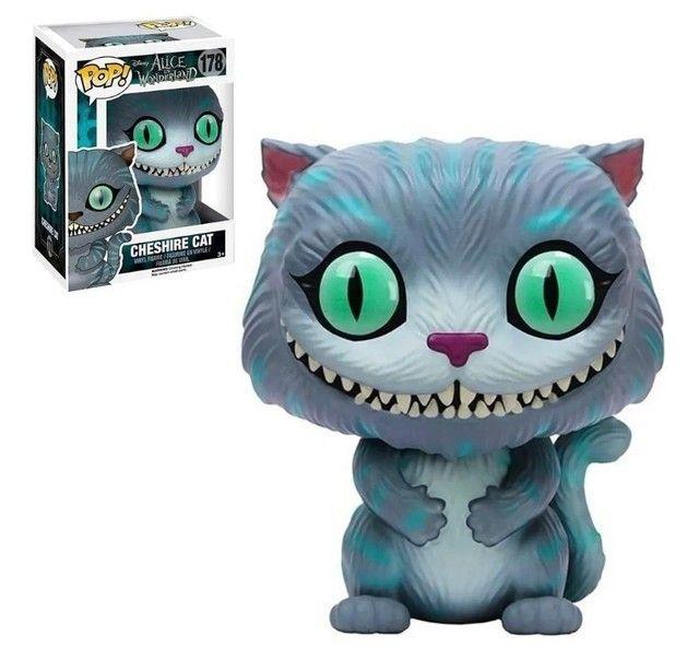 F unko Pop! Disney Alice In Wonderland: Cheshire Cat #178
