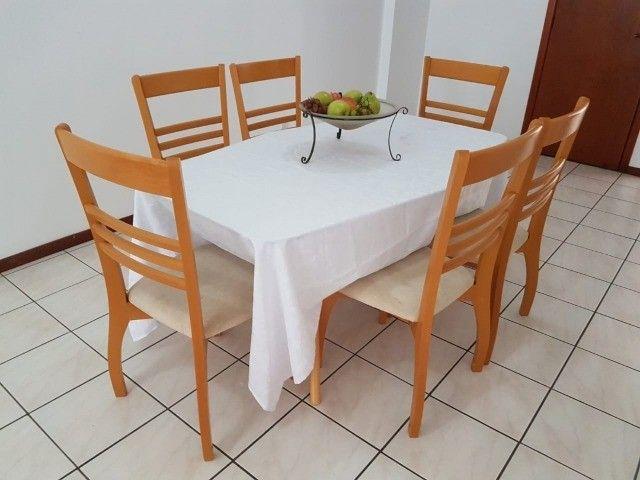 Oportunidade de Locação Anual, Apartamento Mobiliado, frente mar, 03 dormitórios (1suíte) - Foto 6