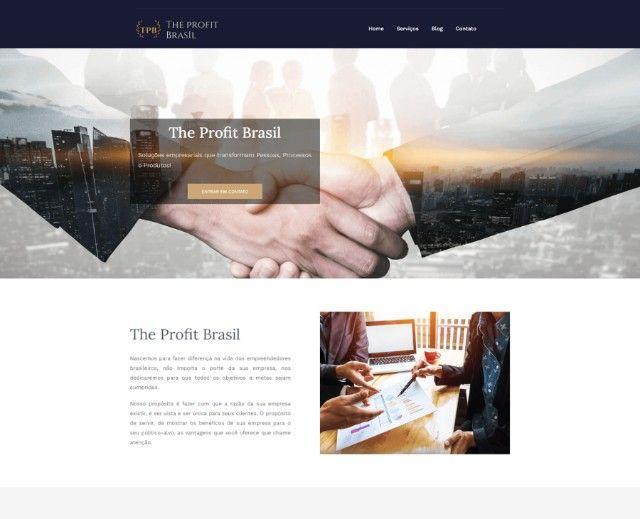 Criação Site Personalizado Profissional Completo MA - Foto 3