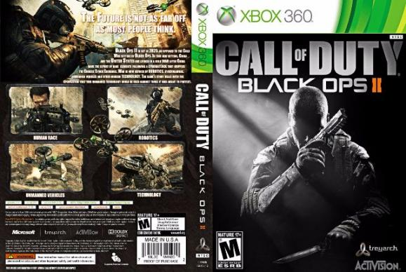 Call of Dutty Black Ops 2