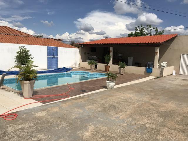 Linda casa de 3 qts, suíte, laje em Condomínio Fechado de Sobradinho/ Vila Verde - Foto 3