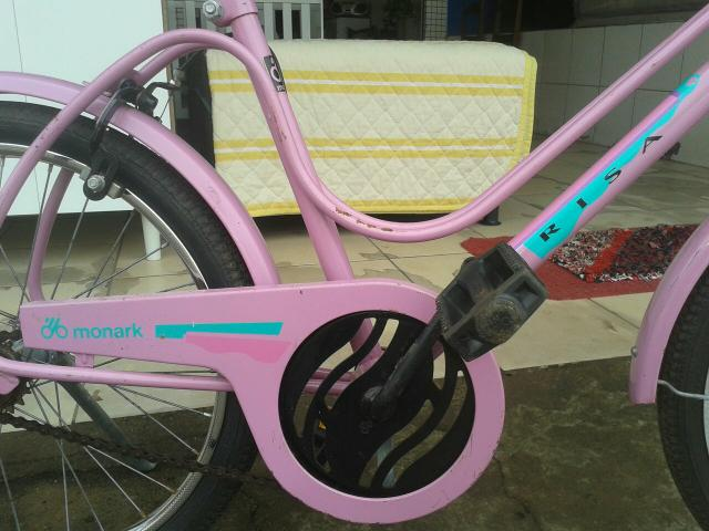 Bike Antiga Monark