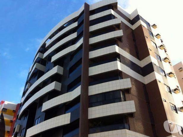Oportumidade de 3 quartos, Jatiuca e no Corredor Vera Arruda, com varanda, 2 vgs