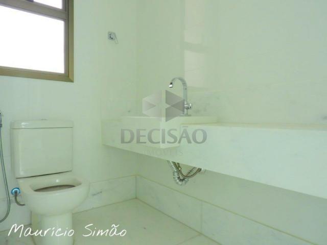 Apartamento 4 quartos à venda, 4 quartos, 4 vagas, carmo - belo horizonte/mg - Foto 12