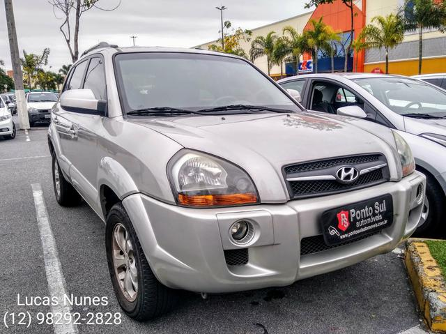 ® Hyundai Tucson 2.0 2008/2009 Automática Gasolina Baixa Quilômetragem