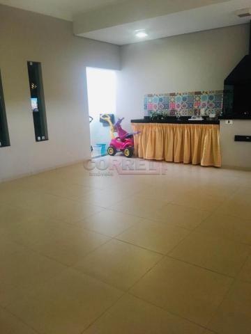 Casa à venda com 3 dormitórios em Jardim nova yorque, Aracatuba cod:V63161 - Foto 10