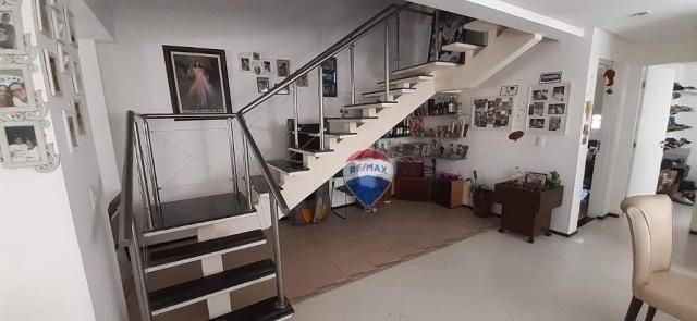 Casa com 5 dormitórios à venda, 259 m² por r$ 1.000.000 - de lourdes - fortaleza/ce - Foto 12