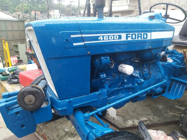 Trator Ford 4600 - Foto 2