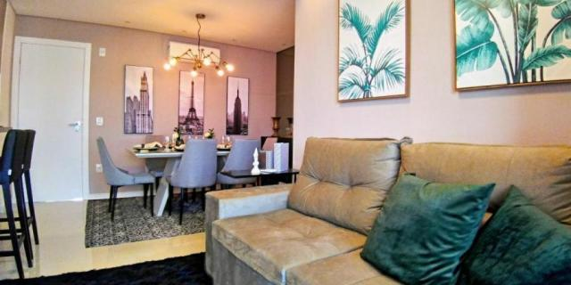 Apartamento para venda em camboriú, centro, 2 dormitórios, 1 suíte, 2 banheiros, 1 vaga - Foto 5
