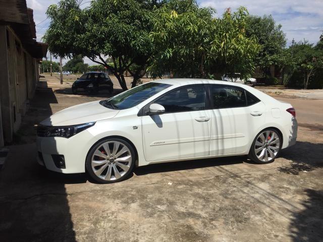 Corolla xei 2.0 aut / 2015