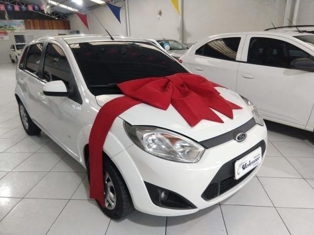 Ford Fiesta SE 8v 1.6 Flex 2014 100% financiado - Foto 2