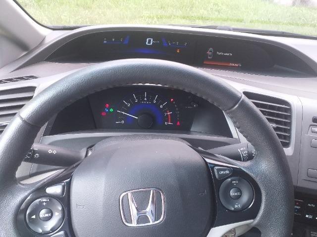 Honda Civic LXS 13/14 - Foto 8