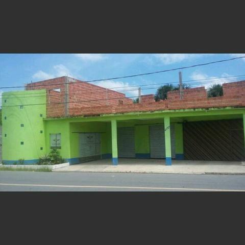 Vendo casa com ponto comercial na principal - Foto 14