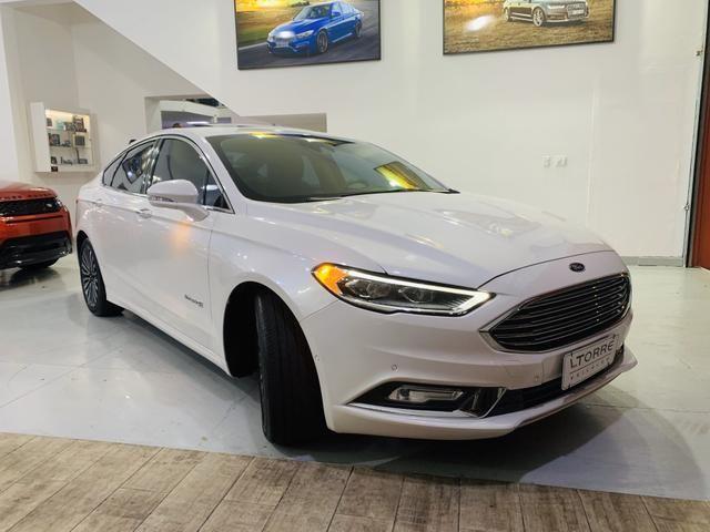 Ford Fusion Titanium 2.0 Hybrid 4p Aut - Foto 3