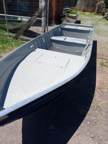 Barco profissional de alumínio - Foto 7