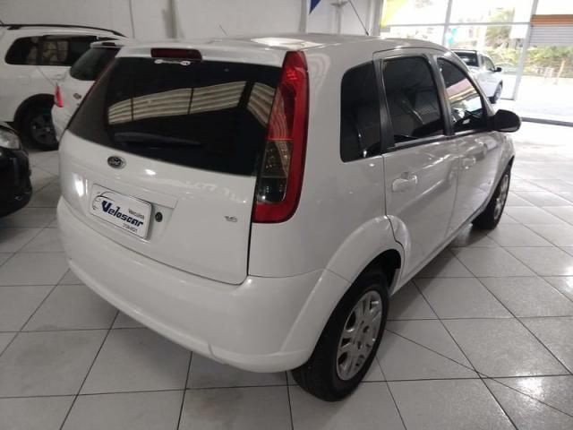 Ford Fiesta SE 8v 1.6 Flex 2014 100% financiado - Foto 5