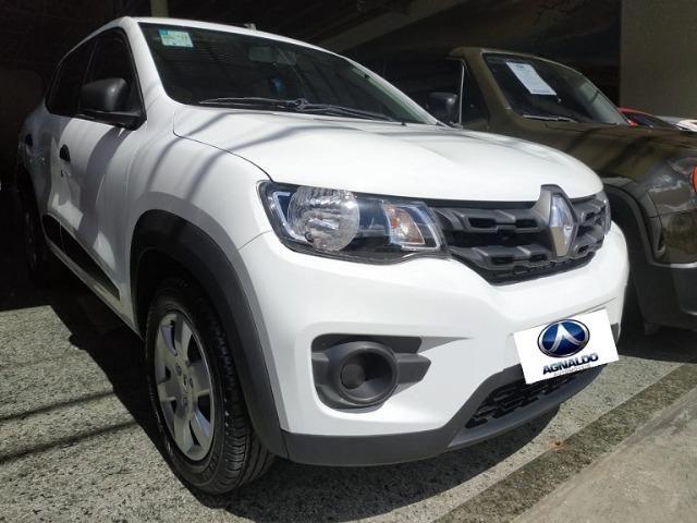 Renault Kwid Zen 1.0 (Flex) 2019 - Foto 11