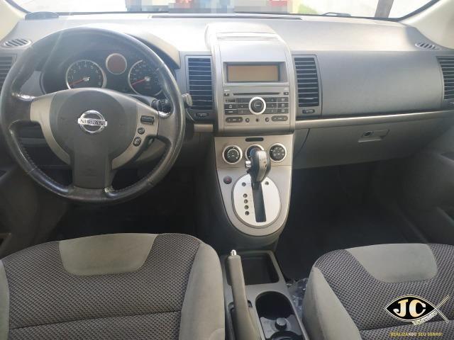 Nissan - Sentra 2.0 S Automático Flex - 2007/2008 - Foto 6