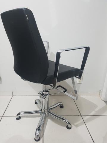 Cadeira para salão de beleza - Ultima Peça- - Foto 4
