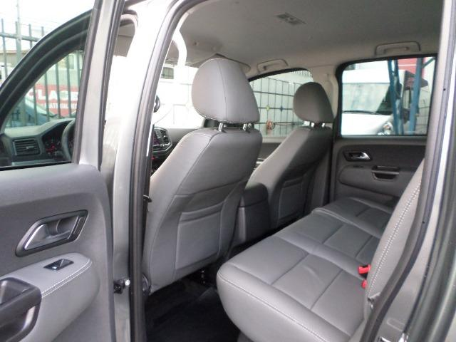 VW Amarok Trendline Diesel Turbo 2018 4x4 Automática (s10 hilux triton ranger) - Foto 15