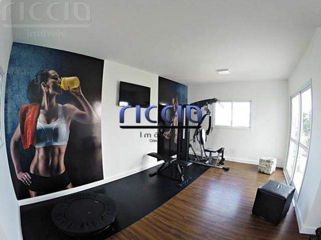 Apartamento à venda com 2 dormitórios em Parque industrial, São josé dos campos cod:AP0102 - Foto 14