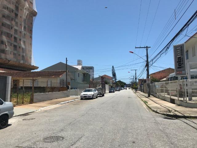 Terreno 360m2 - viabilidade 14 andares - Rua Eugênio Portela - Barreiros - São José - Foto 3