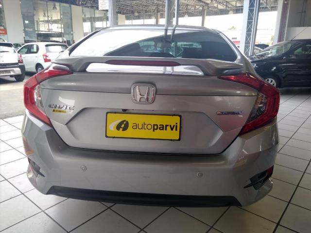 HONDA CIVIC 1.5 16V TURBO GASOLINA TOURING 4P CVT - Foto 4