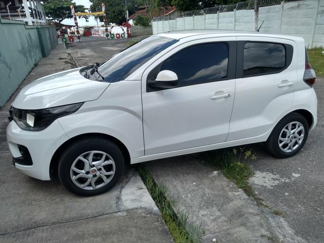 Vendo Fiat Mobi Like 1.0 2018. Quitado - Foto 2