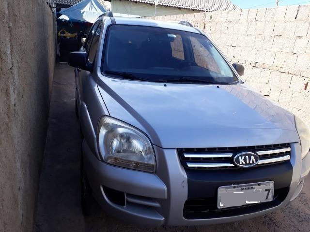 Kia Sportage 2.0 LX 2006/07 4X2 Gasolina - Foto 6