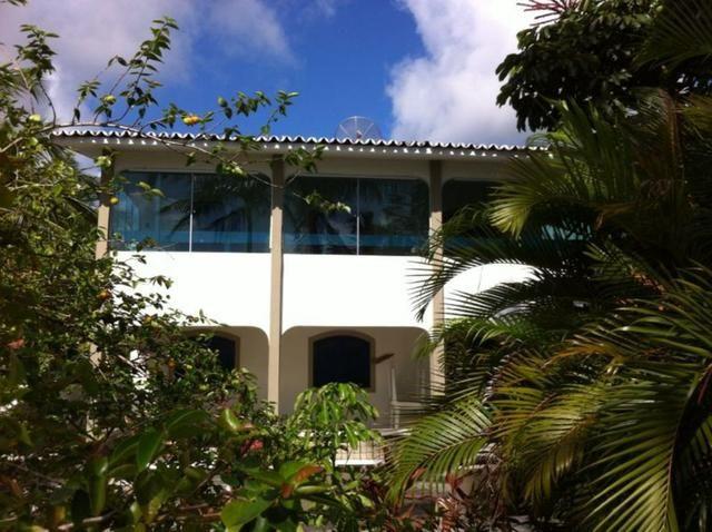 Pontas de Pedra Excelente casa beira-mar com 05 suites - Foto 2