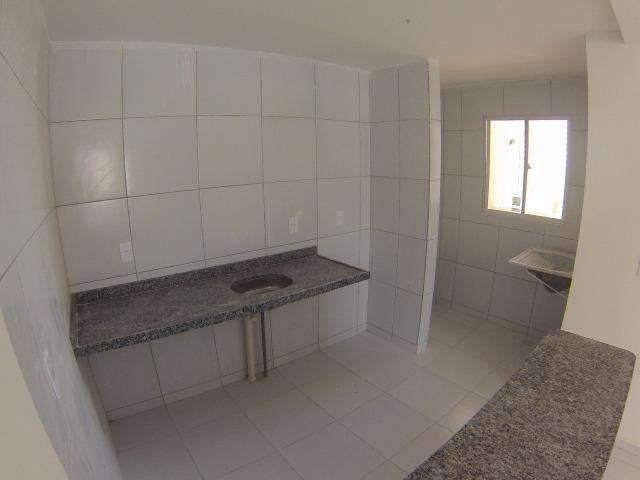 Apartamento Pronto em Nova Parnamirim - 2/4 Suíte - 63m² - Recanto dos Pássaros - Foto 3