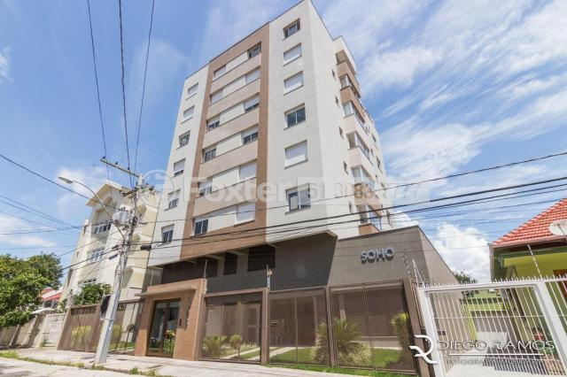 Apartamento à venda com 1 dormitórios em Azenha, Porto alegre cod:183209