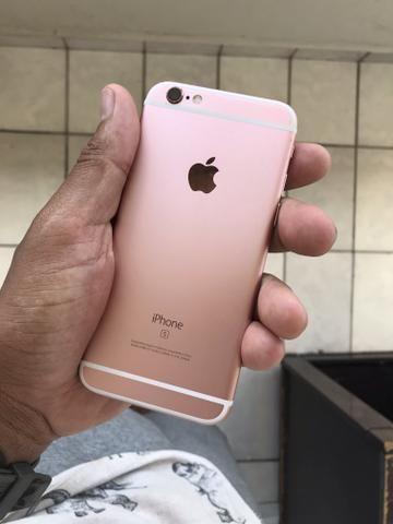 IPhone 6s 64 rose + Garantia